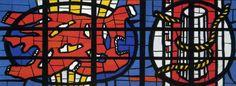 'Heiliges Herz von Audincourt', 1951 von Fernand Leger (1881-1955, France)