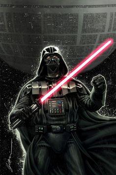 Star Wars - Darth Vader cover by fernandogoni