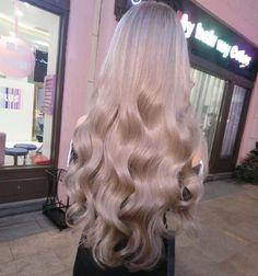 Summer Hair Growth Challenge – Hair Care Routine Guide For Growing Long Hair – Hair is Art Blonde Wig, Blonde Ombre, Blonde Waves, Ash Blonde, Platinum Blonde, Pastel Blonde, Blonde Balayage, Beautiful Long Hair, Gorgeous Hair