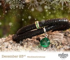 Daily giveaways for Christmas on Endless Jewelry for advent! #EndlessChristmas. Enter on Facebook.