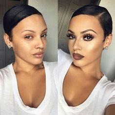 Gorgeous Makeup: Tips and Tricks With Eye Makeup and Eyeshadow – Makeup Design Ideas Flawless Makeup, Gorgeous Makeup, Love Makeup, Sweet Makeup, 90s Makeup, Prom Makeup, Makeup Geek, Beauty Make-up, Beauty Hacks