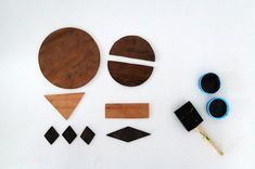 Ohoh Blog - diy and crafts: How to make a wall art jewelry