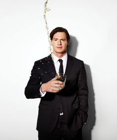 """Benjamin Walker stands towering in his dressing room on the fourth floor of the Richard Rodgers Theatre—the """"nosebleed section,"""" as he calls it. Description from backstage.com. I searched for this on bing.com/images"""