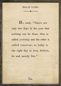 Quote Art ~ Dalai Lama