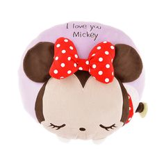 Cushion (M) Motchi of Minnie