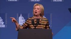Live: Hillary Clinton give remarks at the Congressional Hispanic Caucus Institute Awards Gala in Washington, DC.