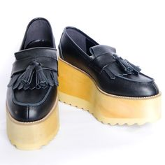 durbuy 2014 A/W - TUSSEL LOAFER HIGHT