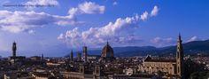 Veduta del centro dalla Torre di San Niccolò