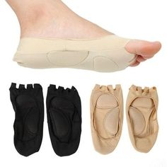 Health Foot Care Massage Toe Socks Five Fingers Toes Compression Socks Arch Support Relieve Foot Pain Socks Hot - Yoga Socks, Pilates Socks, Five Fingers, Foot Pain, Feet Care, Wedding Shoes, Open Toe, Ideias Fashion, High Heels