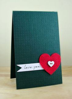 Love You Green by Amy Wanford, via Flickr