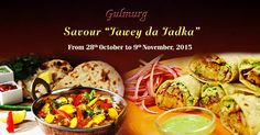 """Come experience the zaika of variety of delectable preparations cooked on a specially crafted cast iron skillet at Gulmurg's food bonanza of """"Tawey Da Tadka""""."""