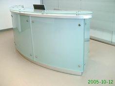 frosted glass countertops - Google Search