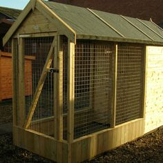 Apex Hut with Run Outdoor Buildings, Outdoor Structures, Pet Houses, Animal House, Fence, Shed, Construction, Cabin, Building