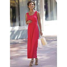 Everyday Knit Maxi Dress from Midnight Velvet®