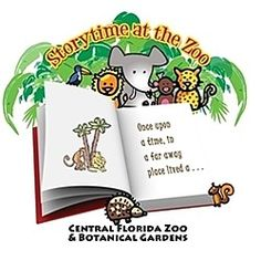 Storytime at the Zoo at Central Florida Zoo and Botanical Gardens Sanford, FL #Kids #Events