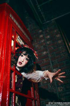 Circus Lolita 门田悠悠悠戮的照片 - 微相册
