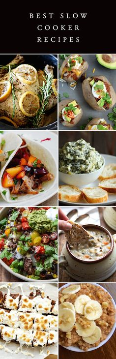 15 simple & delicious slow cooker recipes to make all winter long!