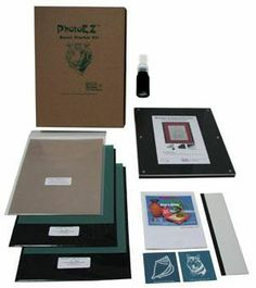 Basic Silk Screen Printing Starter Kit with PhotoEZ