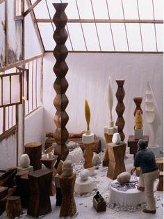 Brancusi Art Studio