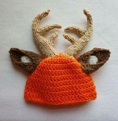 Baby deer hat!
