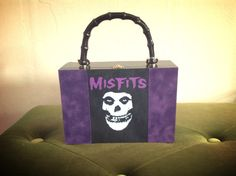 Misfits Cigar Box Purse