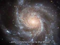 Video explicativo de la inmensidad del universo. #universo #hubble #galaxias