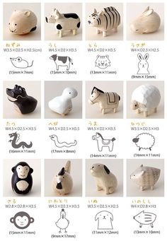 Pottery Animals, Wooden Animals, Ceramic Animals, Clay Animals, Ceramic Art, Whittling Projects, Whittling Wood, Clay Projects, Diy Clay