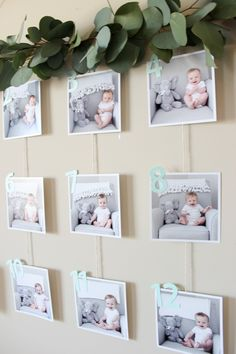 First Birthday Party :: Modern Woodland Style - Voleta P. - Marie-Claire Brulinski - First Birthday Party :: Modern Woodland Style - Voleta P. First Birthday Party :: Modern Woodland Style - - 1st Birthday Party Decorations, Wild One Birthday Party, Girl First Birthday, Boy Birthday Parties, Diy Birthday, Animal Birthday, One Year Birthday, Baby Boy Birthday Decoration, Decoration Party