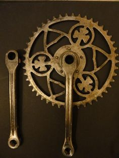 Bring the Luck o' the Irish to your favorite ride Vintage Bicycle Parts, Vintage Bicycles, Bicycle Race, Bike Parts, Road Bike, Bmx, Irish, Badge, Upcycle