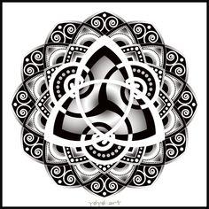 tattoo mandala - Pesquisa Google