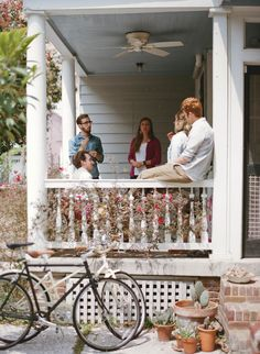 Kinfolk Saturdays: in Charleston KINFOLK