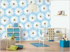 Décoration chambres à thème de fleur pour les petites filles ~ Décor de Maison / Décoration Chambre