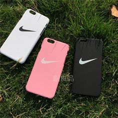 Customized Design Schutzhülle für Iphone 5/6/6plus, Nike Anti Scratch dünn Protector Plastic Hülle Case Protector - elespiel.com