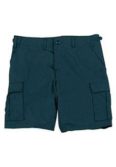 Ultra Force Navy Blue Rip Stop BDU Combat Shorts | Buy Now at camouflage.ca