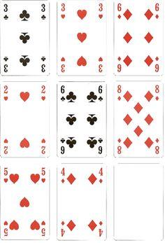 Wiesz jakiej karty brakuje?