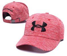 0787e051b25 Under Armour Baseball Caps Pink Outdoor Sport Caps 085