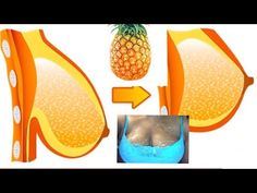 Lift up sagging Brest with just two ingredients, - YouTube