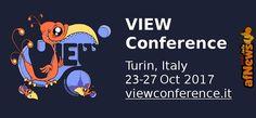 View Conference 2017 cala i primi assi di un'edizione da non mancare! - http://www.afnews.info/wordpress/2017/06/07/view-conference/