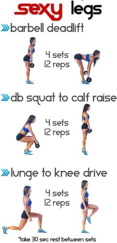 Fit Runner Legs Workout Tips. Get in shape for the Hollywood Half Marathon. www.HollywoodHalfMarathon.com