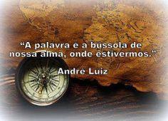 MENSAGENS DE ANDRÉ LUIZ  EM CARDS