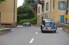 1957 VW Beetle Oval WIndow