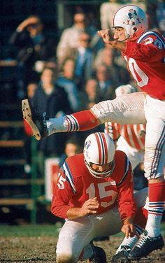 Gino Cappelletti  1965, THE American Football League
