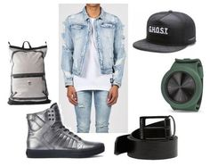 Štýl ulice Street Style, Polyvore, Outfits, Image, Fashion, Moda, Suits, Urban Style, Fashion Styles