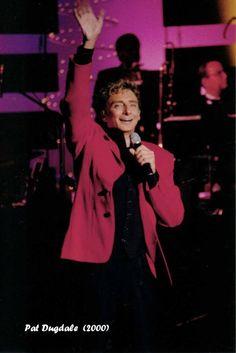 Manilow Live Tour 2000 - Foxwoods Casino, Mashantucket, CT