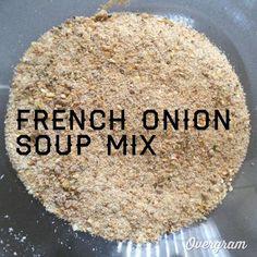 French Onion Soup Mix |
