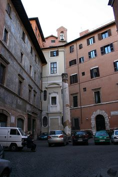 1930 2006 Piazza de Massimi, Rome