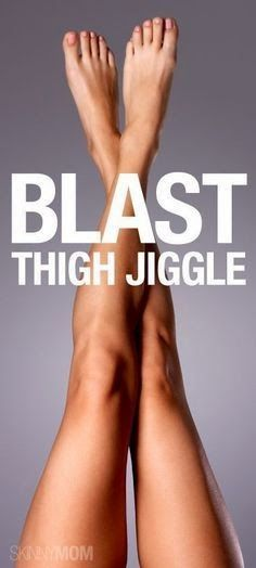 Tips Palace: Blast Thigh Jiggle: 9 Power Ring Exercises