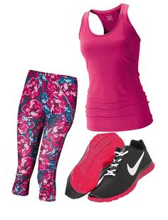 sweaty betty floral pants #fitness #fashion #fitfluential