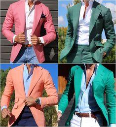 classy mens fashion Pic 929 classymensfashion is part of Mens fashion - Blazer Outfits Men, Blazer Fashion, Fashion Outfits, Stylish Men, Men Casual, Terno Slim, Designer Suits For Men, Mein Style, Mens Fashion Suits