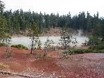 Lassen Volcanic NP Hydrothermal Areas, CA